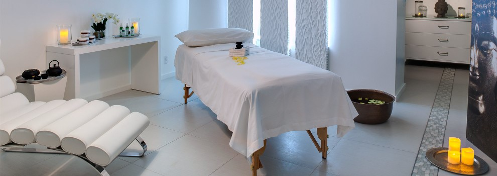 Spa Treatment Room - Aqua Soleil Hotel and Mineral Water Spa
