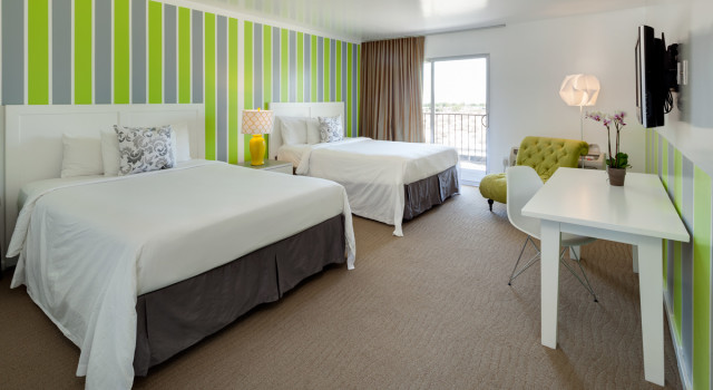 Double Queen Room #225 - Aqua Soleil Hotel and Mineral Water Spa