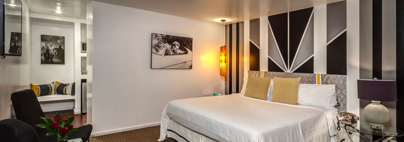 James Dean Celebrity Theme Room 2 - Aqua Soleil Hotel and Mineral Water Spa