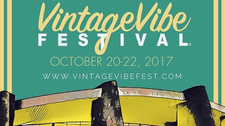Vintage Vibe Festival - Palm Springs