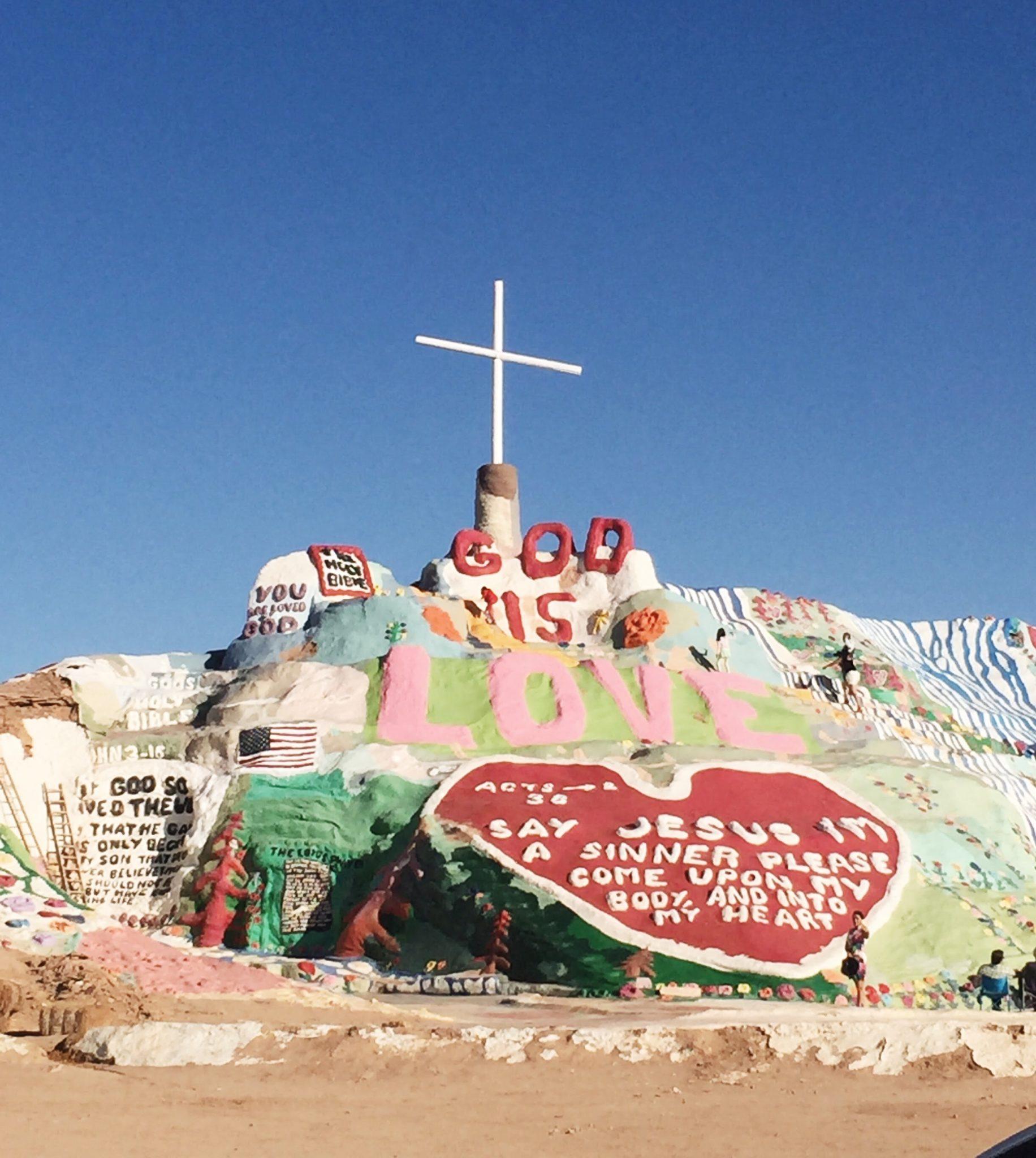 Day Tripper: Salvation Mountain & The Salton Sea